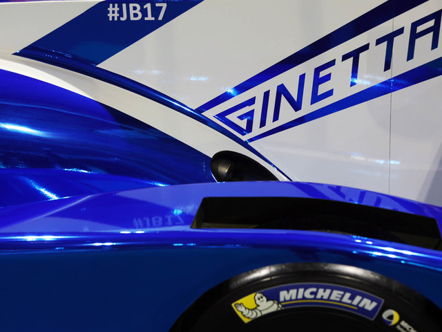 Ginetta 2018 Le Mans car: new video of LMP1 racer high-speed testing