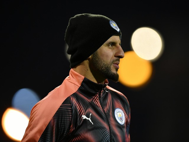Kyle Walker: Forget about football return dates for now - health is more important