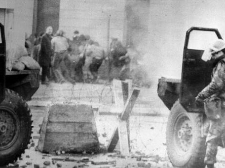 Soldier F Bloody Sunday case reaches court for first time