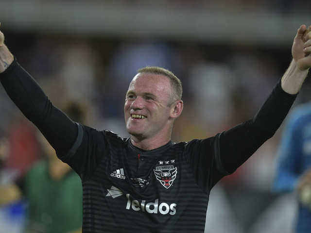 Sport shorts: Rooney scores another wonder goal and President Trump hits back at US skipper Rapinoe
