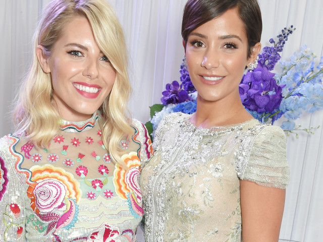 Mollie King Would Be Up For A 'Strictly' Romance And Is 'In It To Win It', Says Frankie Bridge