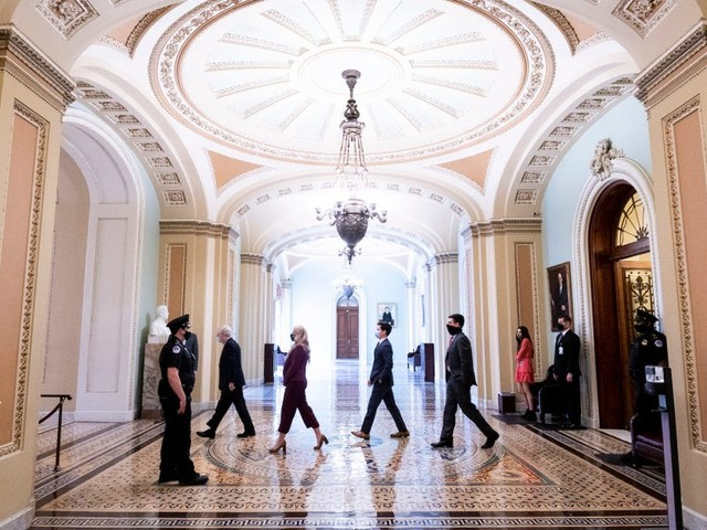 10 Things in Politics: D.C. money diaries, Trump enablers, and more