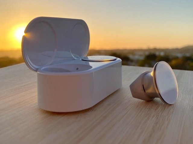 Microsoft's first pair of true wireless earbuds sound good and fit comfortably, but they fail to truly earn their $200 price tag