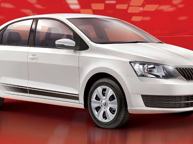 Skoda Rapid Rider Limited Edition Launched in India