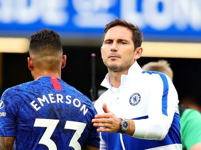 Juventus 'accelerate' towards Emerson, who doesn't like playing for Lampard — report