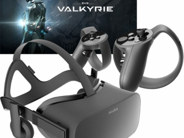 Deal: Grab the Oculus Rift, Touch wireless controller, and EVE: Valkyrie for 33% off at Best Buy!