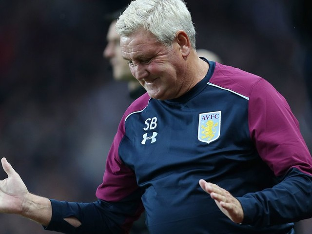 Bruce names the Villa player who won't play tomorrow; provides update on when the star duo will return