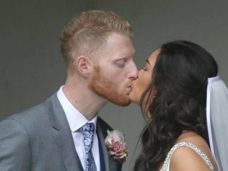 England cricketer Ben Stokes marries fiancee Clare Ratcliffe