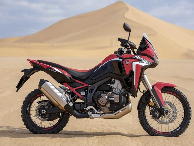 2020 Honda Africa Twin Launched In India From Rs 15.35 Lakh