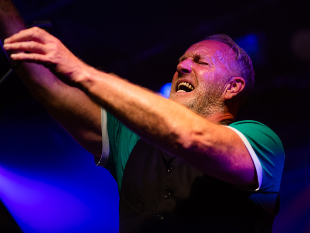 The Skids, Pete Bentham and The Dinner Ladies: Liverpool O2 Academy
