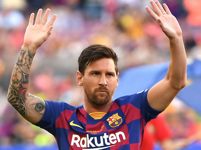 Lionel Messi to Inter Miami? David Beckham 'reaches out' to Barcelona superstar
