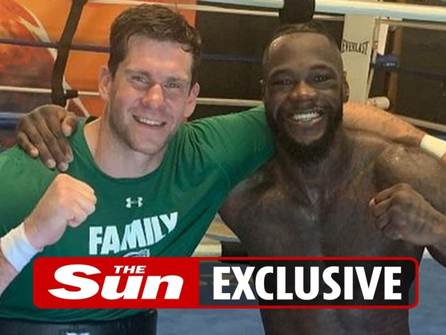 Deontay Wilder's sparring partner reveals what makes Bronze Bomber hit so hard and hails Tyson Fury for getting up TWICE