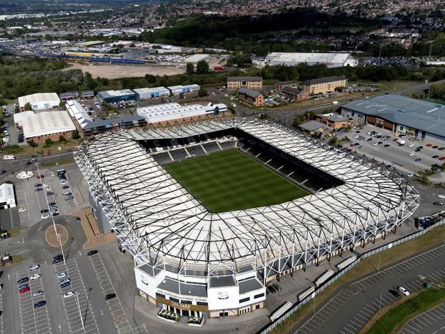 Derby's administrators say Championship club's survival chances are 95 per cent