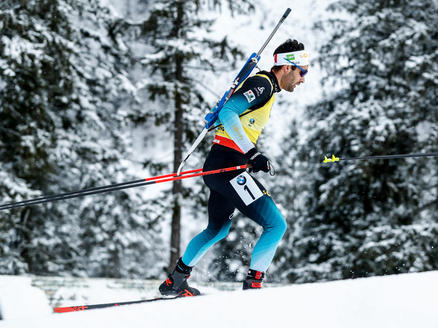 Fourcade completes weekend of French triumph at IBU World Cup in Ruhpolding