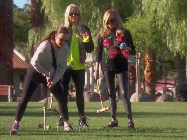 The Real Housewives of Beverly Hills Recap: Just Deserts