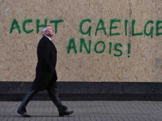 Poll: Would you like to be able to speak more Irish?