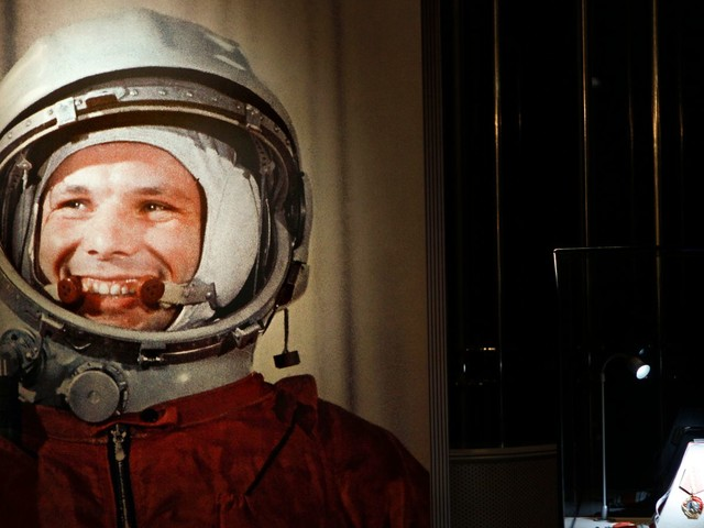 Yuri Gagarin: Russia celebrates 60th anniversary of historic first human space flight