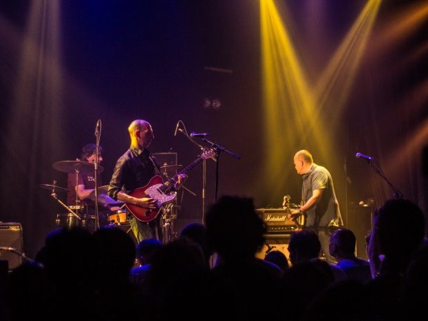 Half Man Half Biscuit: Komedia, Bath – live review