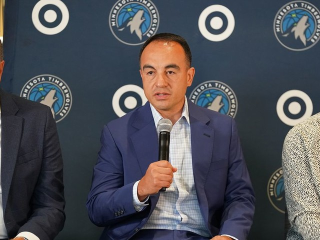 Why the Timberwolves fired top boss Gersson Rosas