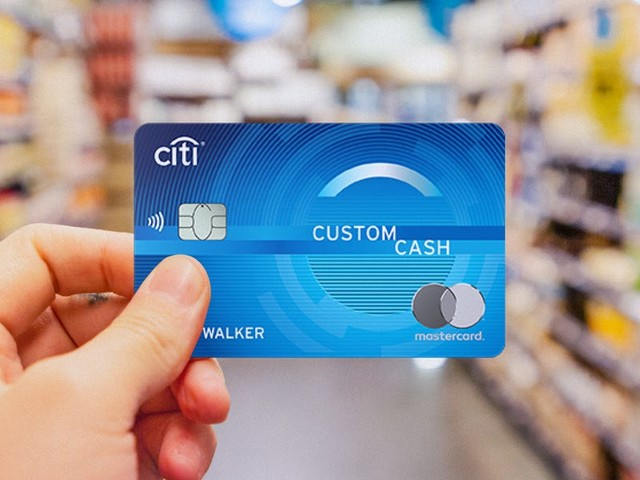 The new Citi Custom Cash credit card just launched with a $200 bonus and up to 5% back in your top spending category