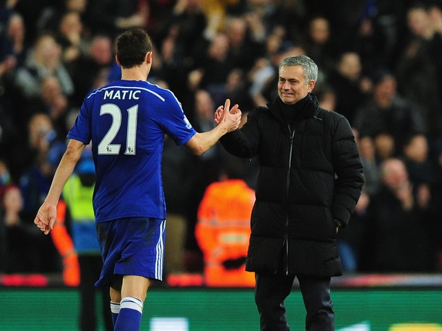 New conditions for Nemanja Matić's potential transfer from Chelsea to Manchester United