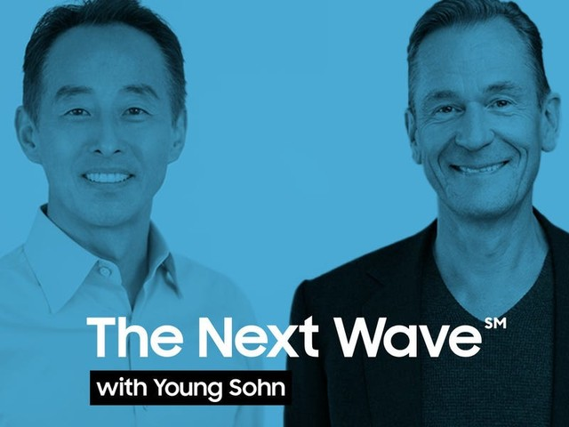 Watch Young Sohn, Corporate President and CSO of Samsung Electronics, interview Mathias Döpfner, CEO of Axel Springer, about the transformation of digital media and innovative technologies reshaping possibilities for the future