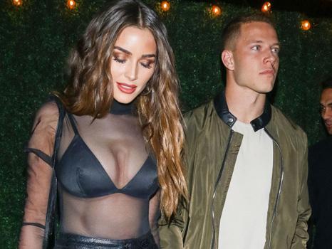 Olivia Culpo's NFL Boyfriend Christian McCaffrey Leaves Flirty Comment On Her Gorgeous IG Snap