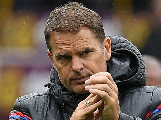 """Crystal Palace chief regrets Frank de Boer appointment and says not sacking Dutchman would have been """"negligent"""""""