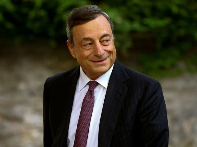 ECB chief Draghi: QE has made economies more resilient
