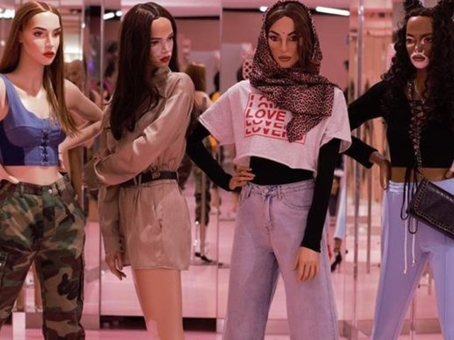 Missguided Mannequins Now Have Stretch Marks But Are Still One Body Shape