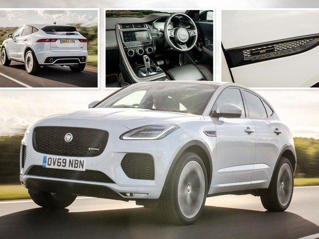 Jaguar E-Pace's handling and lush interior will leave you ready sign the dotted line – until you double-check the price