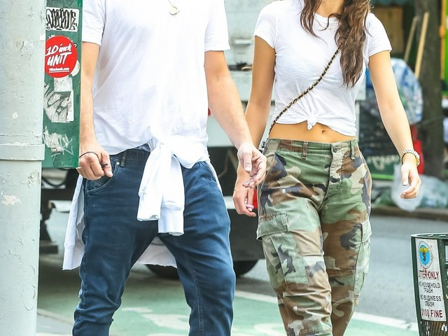 Leo DiCaprio 43 Stepped Out In NYC With His 20 Year Old Girlfriend Camila Morrone