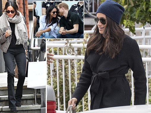 Has Meghan Markle officially re-located to London?