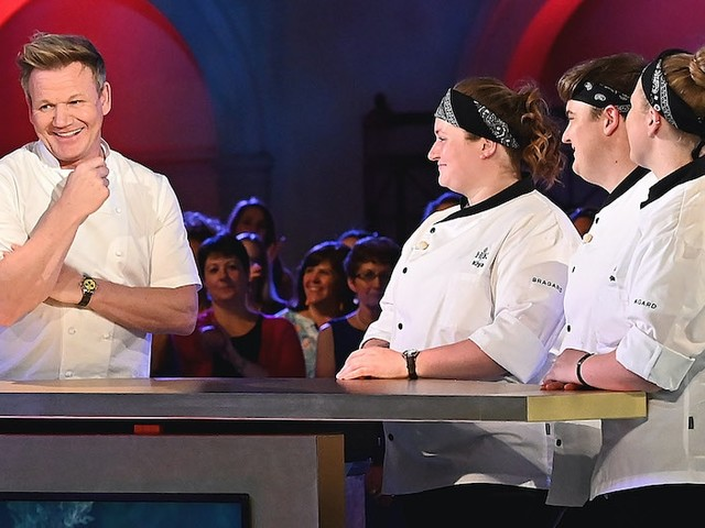'Hell's Kitchen' Season 20 Finale: And the Winner Is…