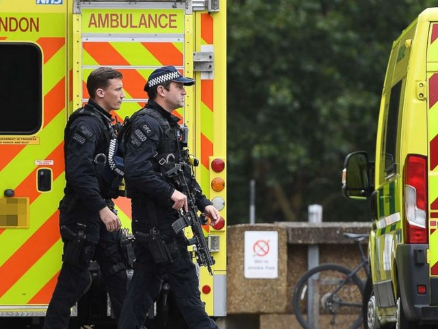 London authorities mull banning cars near Parliament after alleged terror attack