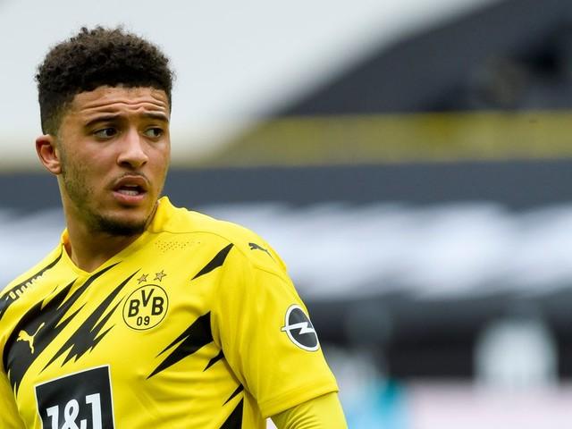 Jadon Sancho makes transfer admission amid Liverpool links
