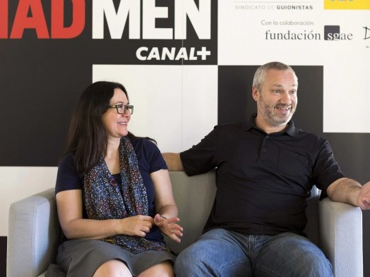Mad Men's' Andre, Maria Jacquemetton Set for Series Mania's UGC Writers Campus