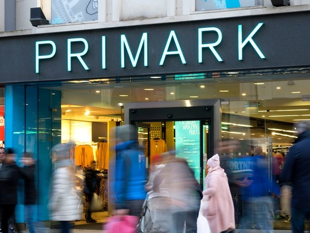 Primark warns customers to stop buying its products online from Amazon