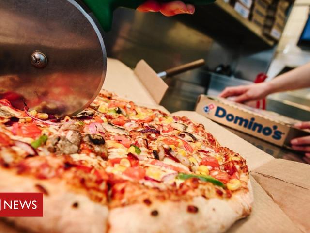 Domino's Pizza shares fall 7% amid franchise row