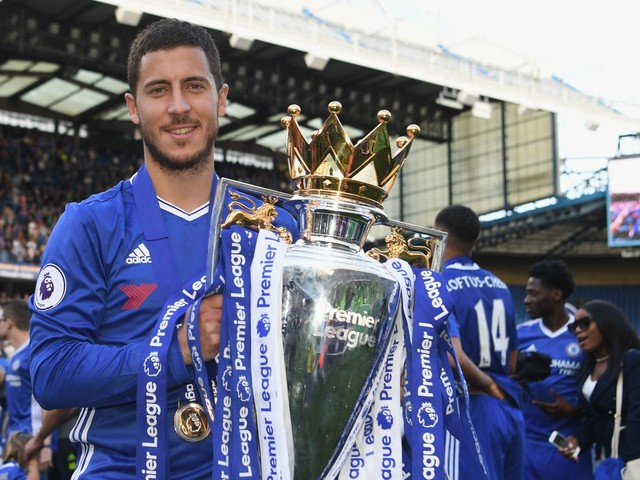 Keep, Sell, Loan: Eden Hazard's 2016-17 season in review