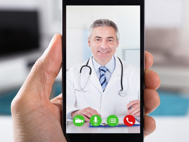 Would you use an online GP app?