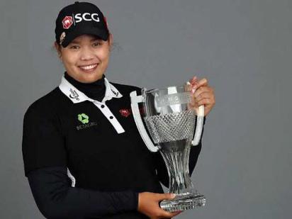 Back-to-back birdies give Ariya Tour Championship win
