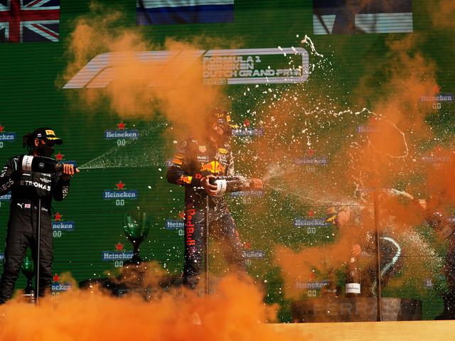 Max Verstappen wins F1 Dutch GP