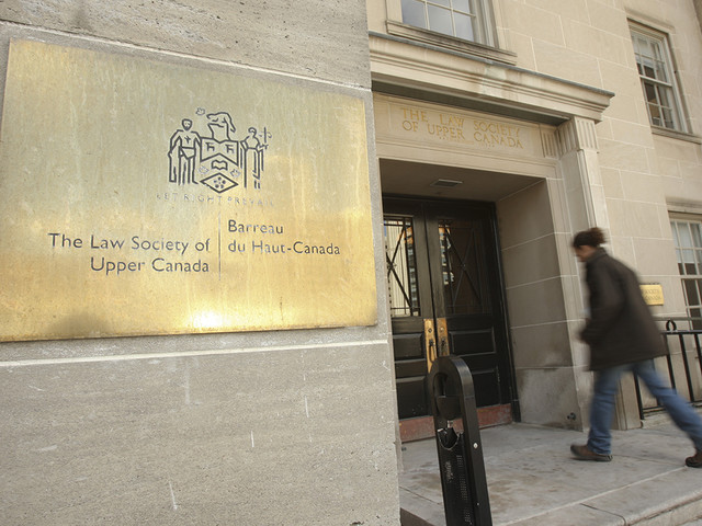'It doesn't have the dignity': Law Society of Upper Canada considers changing 'anachronistic' name
