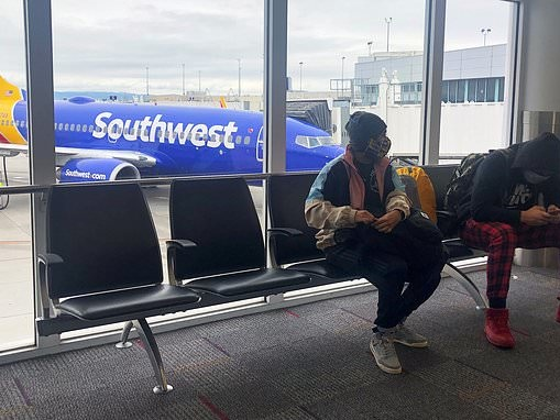 Mother removed from Southwest Airlines flight after her autistic son, 3, refused to wear a face mask