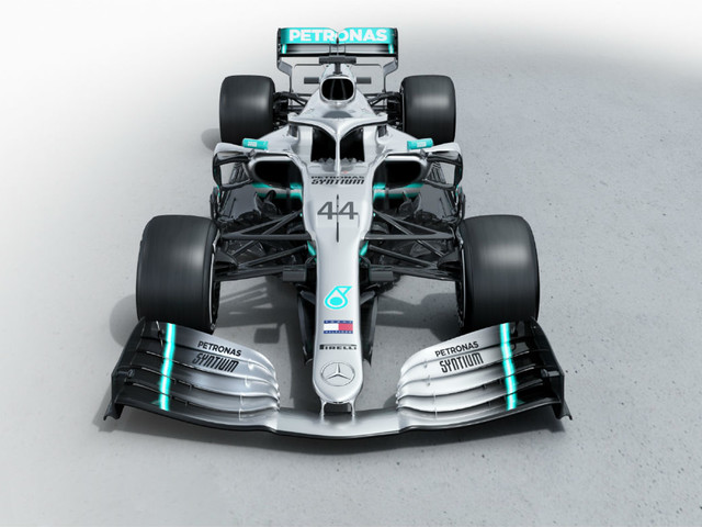 Mercedes W10 2019 car launch: pictures and F1 fan reactions