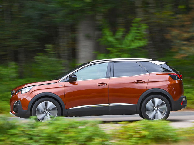 Nearly-new buying guide: Peugeot 3008
