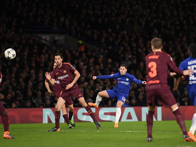 Should we be happy with Chelsea's performance against Barcelona?