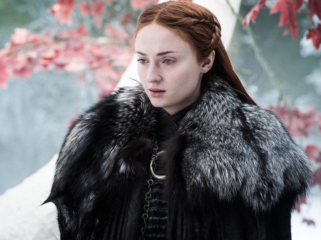 "Game of Thrones' Sophie Turner Teases a ""Lost"" Sansa in Season 8"
