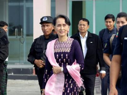 US lawmakers seek to slap new sanctions on Myanmar military